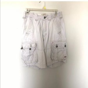 ❤️HOLLISTER CALIFORNIA Cargo Shorts Khaki
